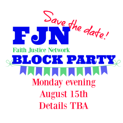 Save the Date FJN